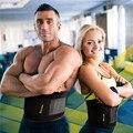 HOT Shapers Fat Burner Waist Trimmer Belt For Men/Women Weight Loss HBT Gear Fitness To Sweat Best Waist Trainer Slimming Wraps