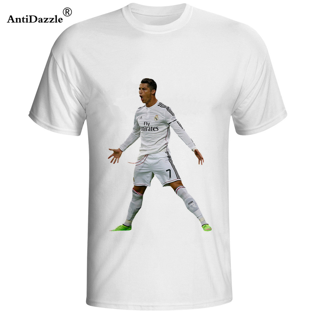 antidazzle free shipping mens t shirts fashion 2017 cr7. Black Bedroom Furniture Sets. Home Design Ideas