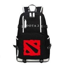 Hohe Qualität 2017 Neue Game Dota Rucksack Große Kapazität Schultaschen Laptop Reisetasche