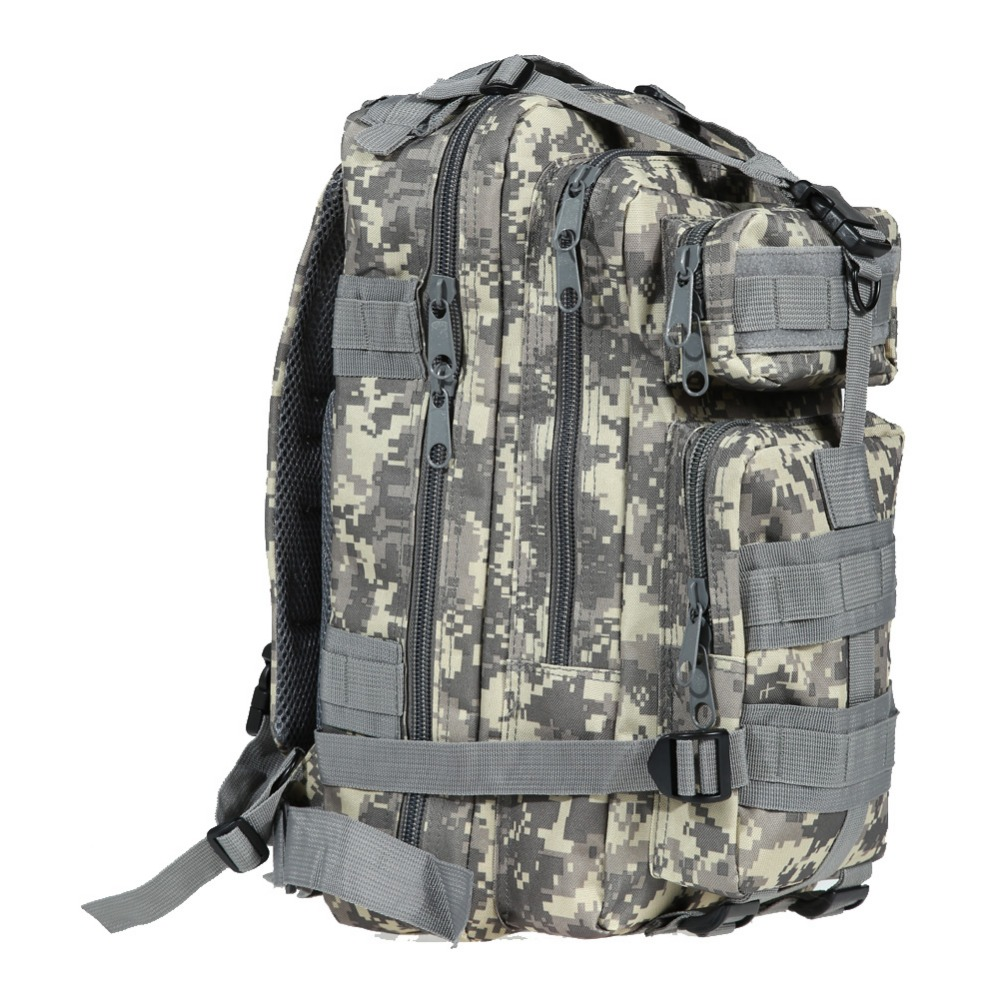 Top Sale Soldier Camouflage Backpack Unisex Camouflage Military Multifunction Backpack Bag Trekking Rucksacks  Big High Quality