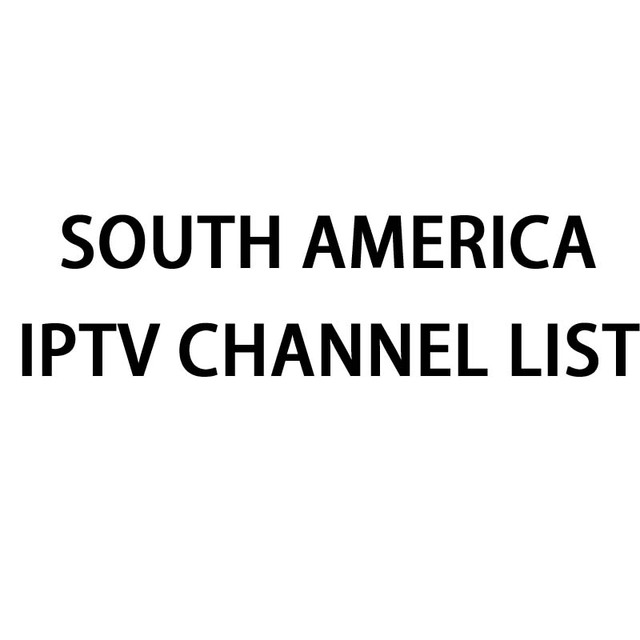US $1 0 |IPFOX South America Channel list on Aliexpress com | Alibaba Group