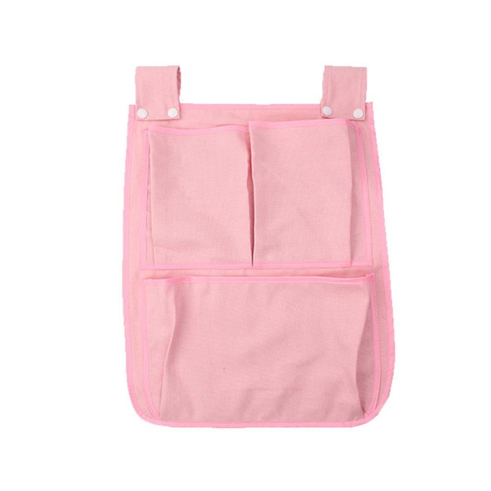 Toy Baby Cot Portable Crib Organizer Bedding Home Clothes Diaper Pocket Large Capacity Storage Bag Multifunction Nursery Hanging