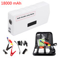 Newest 18000mAh 12V Multi-function Car Jump Starter Power Bank Car Emergency Charger Battery for Diesel and Petrol Car CS006