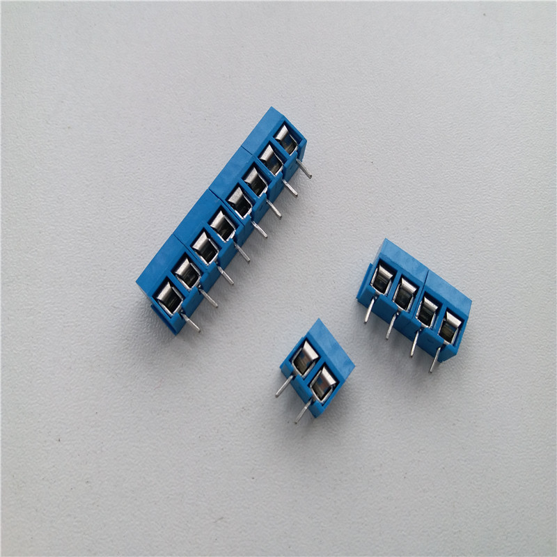 KF301-2P/3P/4P/5P/6P/7P/8P/9P/10P splice Terminal block 300V 15A pitch 5.08mm pin connector 29um68 p