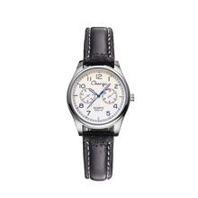 Chaxigo brand Classic Leather Quartz Watch High Quality Brand Watch Women 2016 Fashion Wristwatch Slim Relogio Feminino Clock