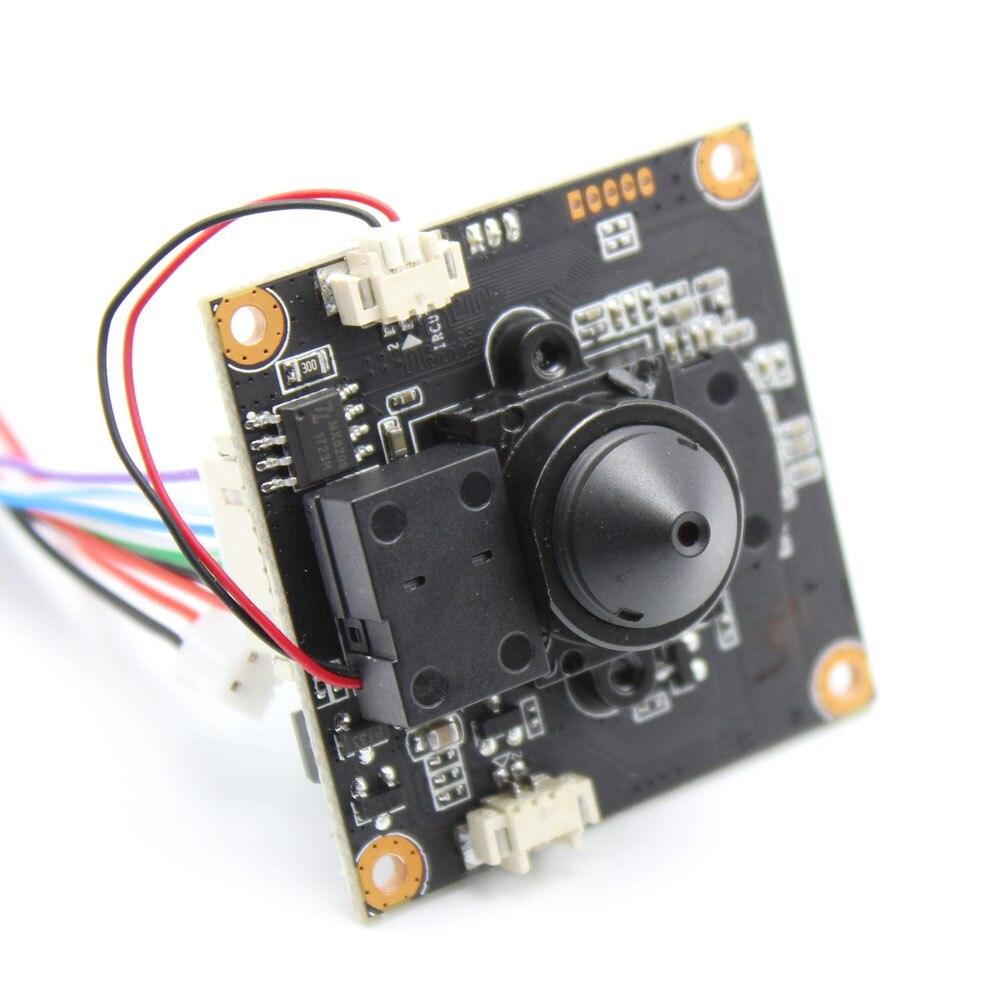 Modulo Telecamera ip Board con IRCUT Ingresso Audio Con Microfono Pickup XMEYE Esterno Telecamera A CIRCUITO CHIUSO 1080 P ONVIF 3.7mm lente ONVIF
