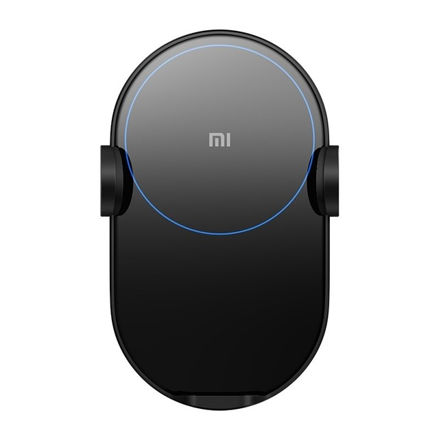 Xiaomi WCJ02ZM 20W Max Qi Car Wireless Charger with Intelligent Infrared Sensor for everyone with wireless charging 4