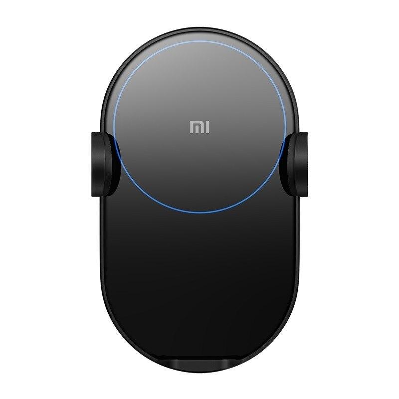 Chargeur sans fil de voiture d'origine Xiao mi WCJ02ZM 20W Max Qi avec capteur infrarouge Intelligent support pour téléphone de voiture de charge rapide pour mi 9 - 4