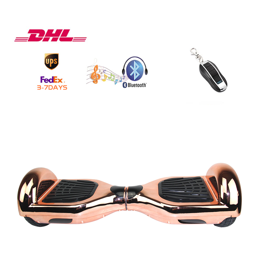 2017 new arrival!! hoverboard 6.5 inch two Wheels Electric Smart balance scooter Wheel Drifting Board Self Balancing Skateboard hot sale 4 5 inch electric self balancing scooter hoverboard smart wheels smart scooters balancing board for kid n5 1