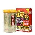 Elasun 40 unids 9 tipos de preservativos para el hombre, ultra thin ice and fire punteada doble condón lubricado amor arbitraria combinación paquete