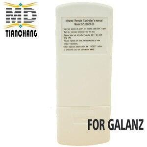 Image 2 - New GZ 1002B E3 For Galanz Air Conditioner Remote Control GZ1002BE3 GZ 1002B E1 Compatible with GZ 1002A E1 GZ1002BE1 Controle