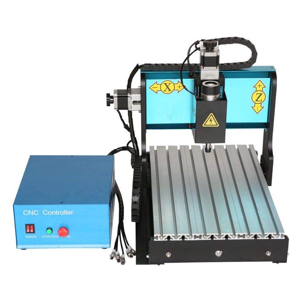 Chine bonne qualité 3 axes Usb Port Mini CNC routeur à bois 3040 graveur Machine