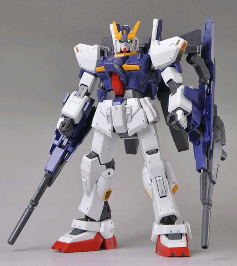 Image 2 - Anime Huiyan Hobby 1/144 Mobile Suit RX 178 Gundam Mark II model FIGHTER SEI IORI assembled Robot action figure kids gift toys-in Action & Toy Figures from Toys & Hobbies