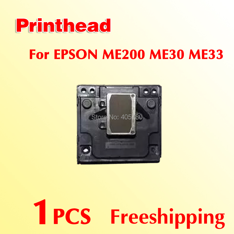 ME200 print head compatible for For EPSON ME200 ME30 ME33 ME300 330 350 600F P23 PX100 PX110 T13 F181010 ME200 freeshipping
