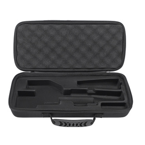 Image 2 - 2020  Newest PU Hard Box Travel Carrying Storage Case For Zhiyun Smooth 4 Handheld Gimbal Stabilizer Extra Room For Accessories