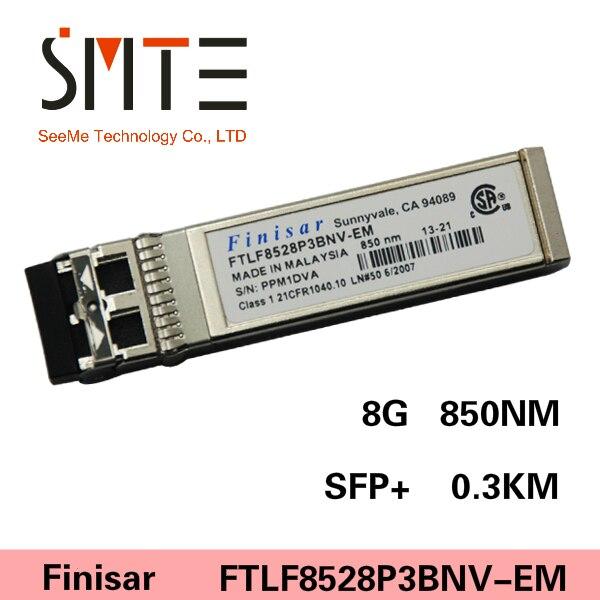 Finisar FTLF8528P3BNV-EM  Multi-mode Module  8G-850NM-0.3KM-SFP+Finisar FTLF8528P3BNV-EM  Multi-mode Module  8G-850NM-0.3KM-SFP+