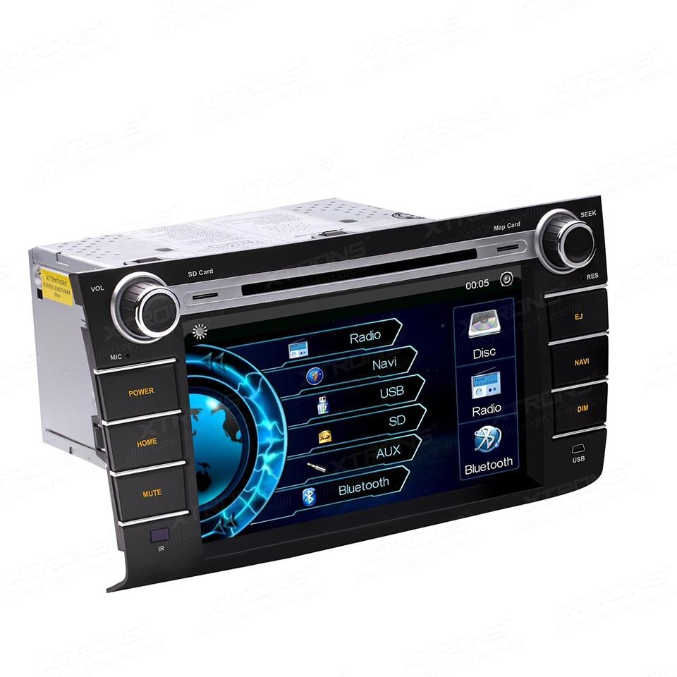 double 2 din car radio stereo dvd gps navigation for. Black Bedroom Furniture Sets. Home Design Ideas