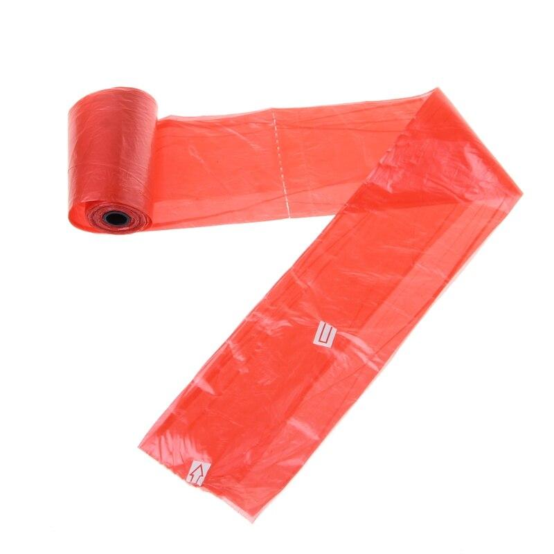 5 рулонные Портативные Детские пеленки мешок отходов Детские коляски одноразовые пакеты для мусора