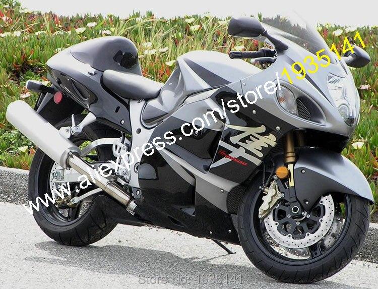 Hot Sales,For Suzuki Hayabusa GSX R 1300 1999 2007 GSX R1300 99 07 GSXR1300 Bodyworks Motorbike Fairing Set (Injection molding)