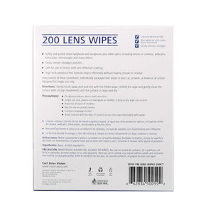 Image 4 - Zeiss ~ Pre Moistened Lens Cleaning Wipes dust cleaner camera optica camera lens cleaner