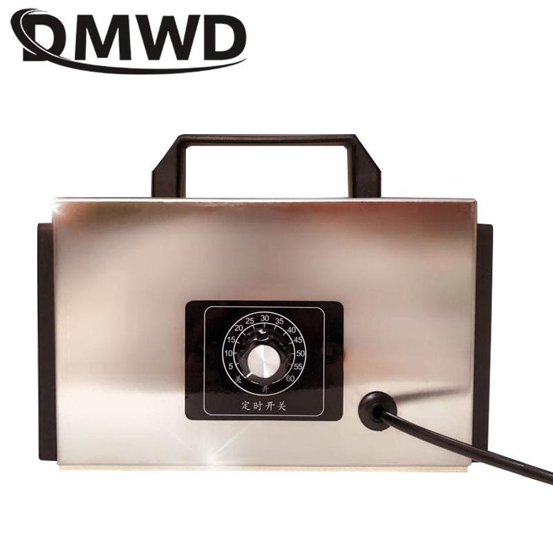 DMWD 20g/h O3 Ozone Generator Plate Ionizer Deodorizer Ozonizer Car Odor Cleaner Air Purifier Filter Disinfection Sterilizer EU|Air Purifiers| |  - title=