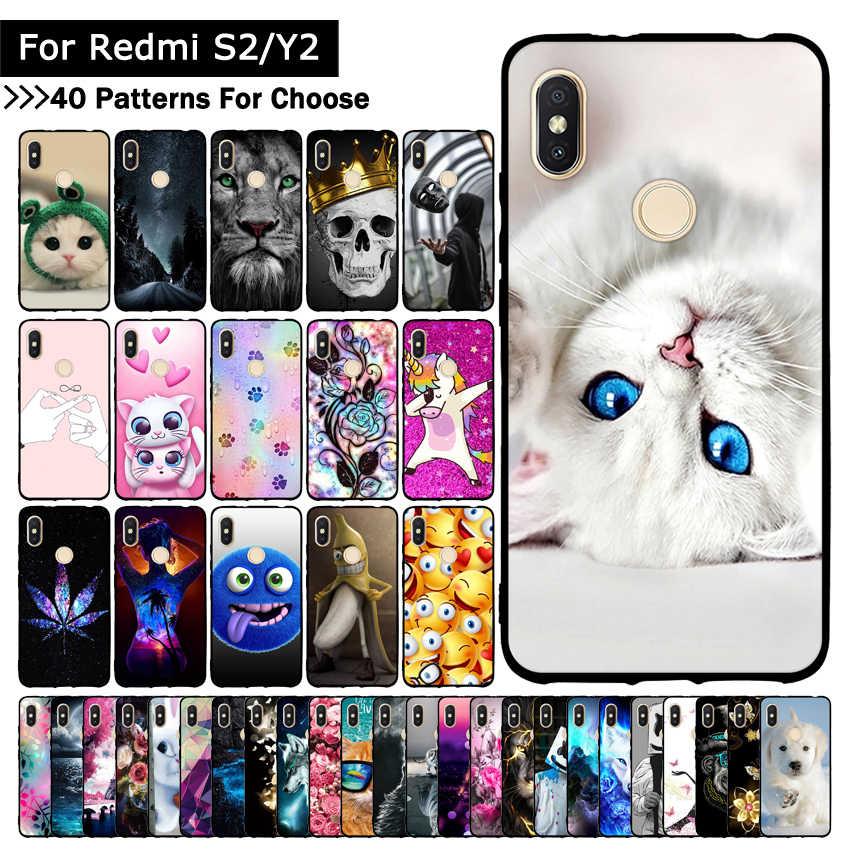 Luxury Case For Mi Xiaomi Redmi S2 / Redmi Y2 Cases Pink