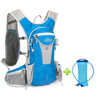 12L Biking Hydration Backpack Portable Sports Water Bags Cycling Backpack Outdoor Climbing Camping Hiking Bicycle Bike Bag