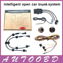 Car Trunk Automatic Open or Close Auto Tail Box Intelligent induction kick tail Car Trunk Cover Smart Opening Sensor System Tool