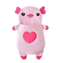 MrY Cartoon Little Pig Baby Sleeping Bag Envelope Style Newborn Baby Strollers Bed Swaddle Blanket Wrap Bedding