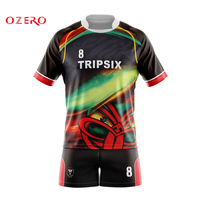 Reversible Team Set Throwback Rugby Jersey For Sale