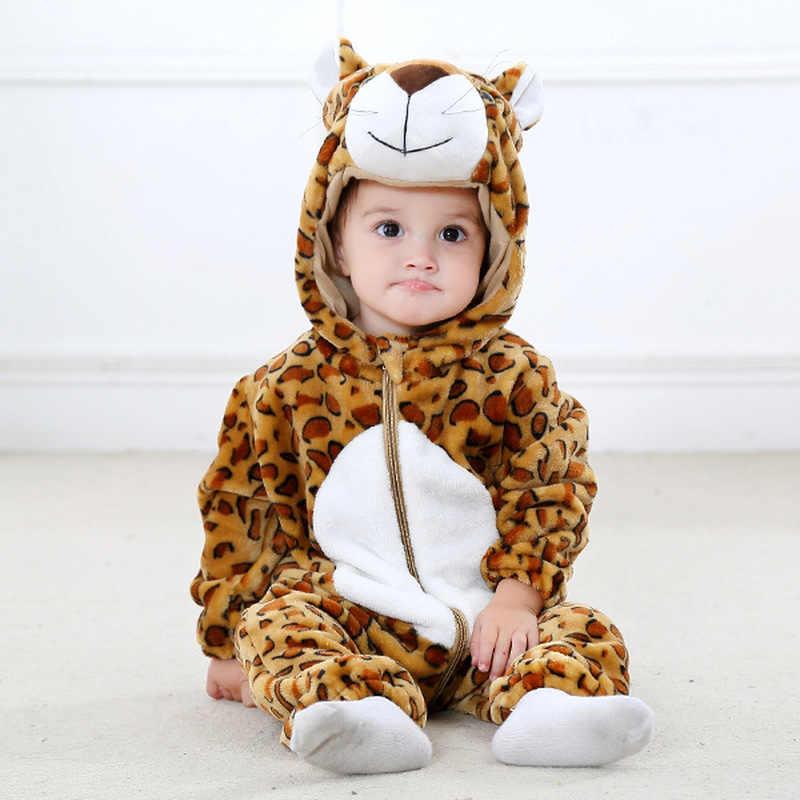 2019 комбинезон для младенцев мальчиков и Спортивный костюм для девочек новорожденных bebe/одежда с капюшоном одежда для малышей Одежда с изображением милой панды комбинезон костюмы для малышей