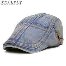 aba2b273 Beret Hat For Men Women Solid Casual Ivy Flat Cap Cabbie Newsboy Style  Beach Breathable Net
