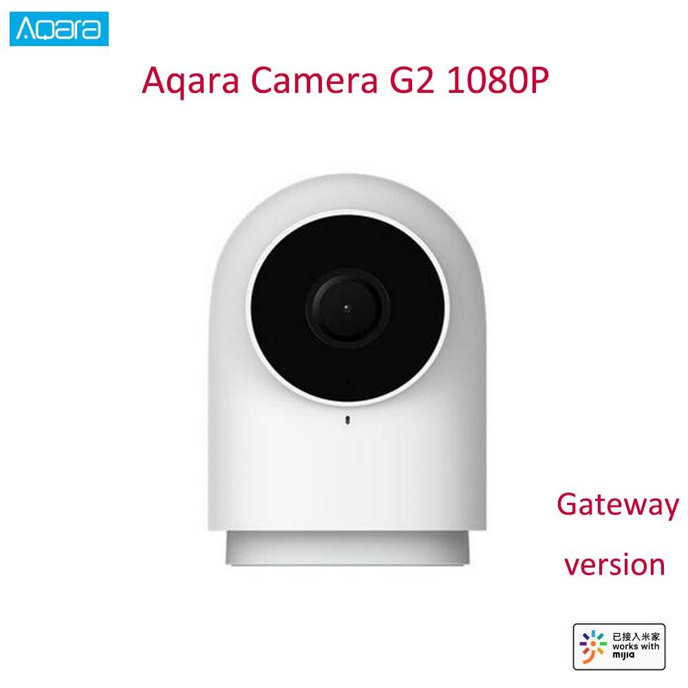 Xiao mi Aqara caméra G2 1080 P passerelle Version IP caméra AI Wifi sans fil Cloud sécurité à domicile appareils intelligents mi accueil APP Kit intelligent