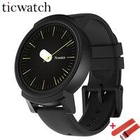 Ticwatch E Expres Смарт часы WI FI gps Smartwatch Бесплатная на Android Wear OS Dual Core Bluetooth4.1 телефон IP67 умные часы Для мужчин