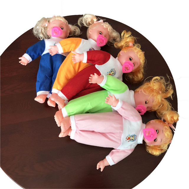 Lol Boneca Surpresa Para As Meninas Boneca de Brinquedo Para Crianças De Menina Bebe Reborn de Silicone Corpo De Silicone Chupeta Loira Som Bonecas k418