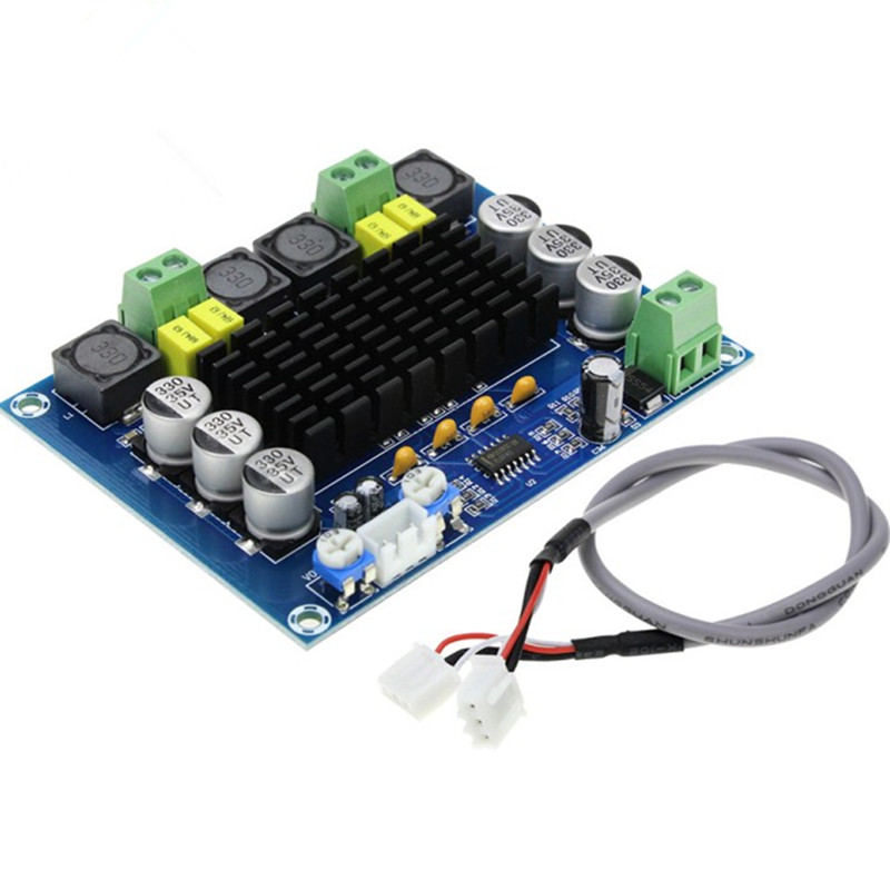 DIY Electronics Digital Audio Amplifier XH-M543 TPA3116 Dual Channel Stereo High