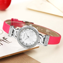 Readeel Unique Design Women Watch Ladies Leather Casual Dress Watch Women Clock Montre Femme Relogio Feminino reloj mujer 2017