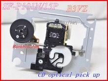 CD OPTICAL HEAD DA11 SF-P101N 15PIN with bead turntable mechanism / SFP-101N 15PIN DA11-15P ( CABLE 15P ) CD player laser