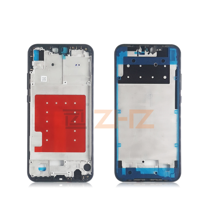 For For Huawei P20 Lite Middle Frame Plate LCD Supporting Mid Faceplate Frame Bezel Housing Repair Spare Parts