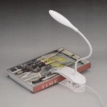 Светодиодный чтения защиты глаз настольная лампа Регулируемый Яркость USB светодиодный стол настольные лампы Свет с зажимом сенсорный выключатель P20