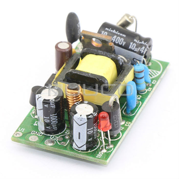 5 PCS/LOT DC 5V Power Supply Module/Adapter AC 90V~240 110V 220V to DC 5V 2000mA 7.5W Power Converter/Switching Power Supply цены