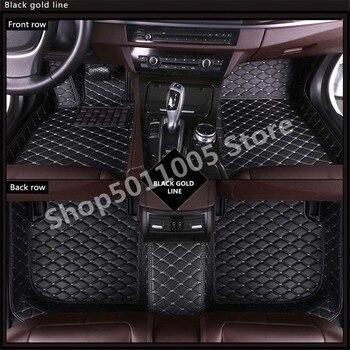 Applicable To Custom Car Floor Mats For Subaru XV 2012 2013 2014 2015 2016 2017 Car Waterproof Mat Car Accessories