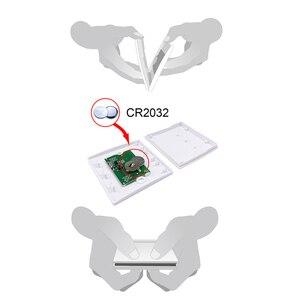 Image 5 - QIACHIP 86 קיר פנל מתג 1CH 2CH 3CH משלוח דביק קיר פנל שלט רחוק דביק כל שבו משדר 1 2 3 כפתור לקבל