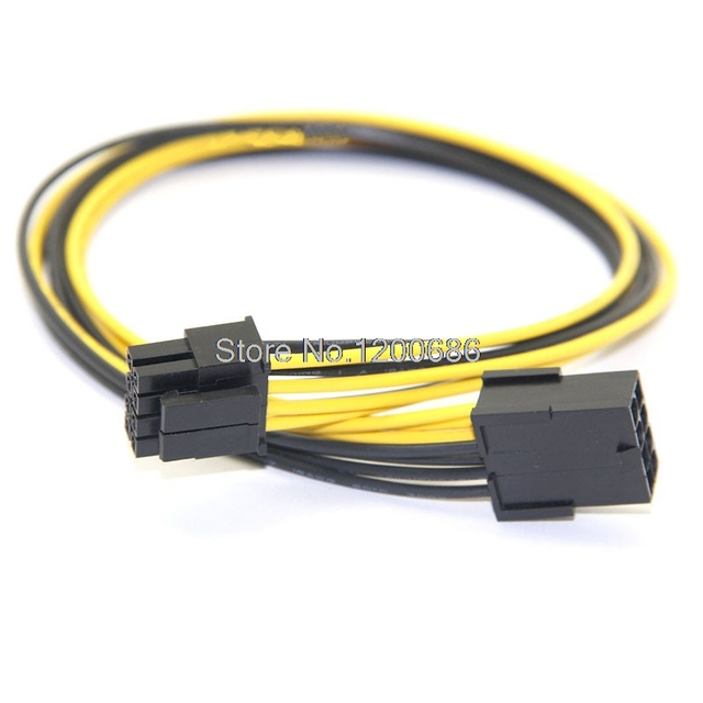 aliexpress com buy graphics card 8pin to cpu 8pin power extension graphics card 8pin to cpu 8pin power extension cable male to female wire harness