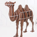 FREE SHIPPING Factory wholesale European Arts Crafts Home Decoration wooden camel simulation wood furniture coffee table desk