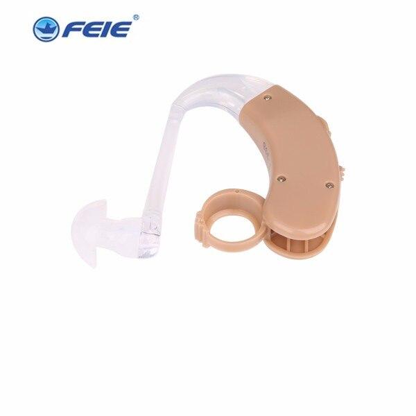 2 шт./пара лучший цифровой bergere Регулируемый тон слуховой аппарат слышать расширения высокого Мощность ушной слуховой аппарат для тяжелой потерей слуха S-998