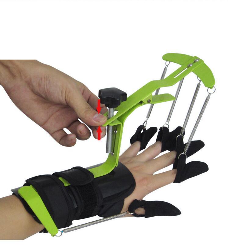 اليد العلاج الطبيعي والتأهيل التدريب الديناميكي المعصم الاصبع الجبيرة ل السكتة الدماغية شلل نصفي وتر المرضى إصلاح-في الحمالات والدعامات من الجمال والصحة على  مجموعة 1