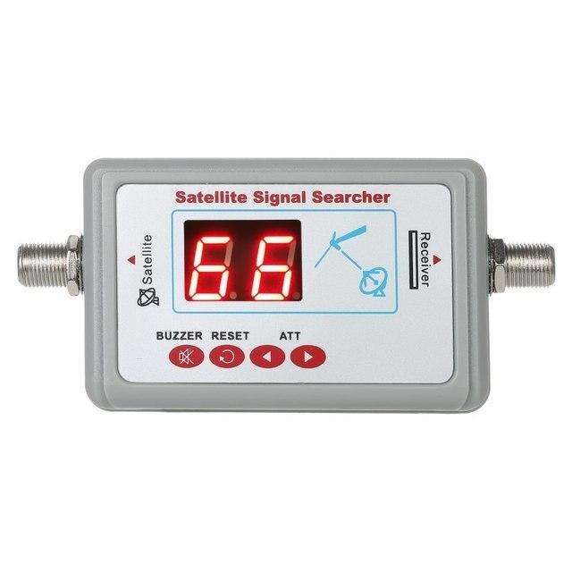Cheapest Digital satellite receiver Satellite Signal Finder