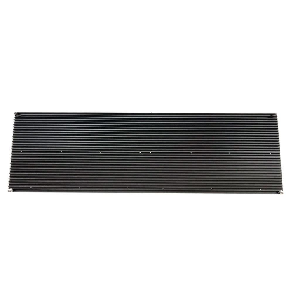 Pre-drilled Led Qb288 Quantum Board Led Heatsink For Samsung Lm301b Lm561C Board
