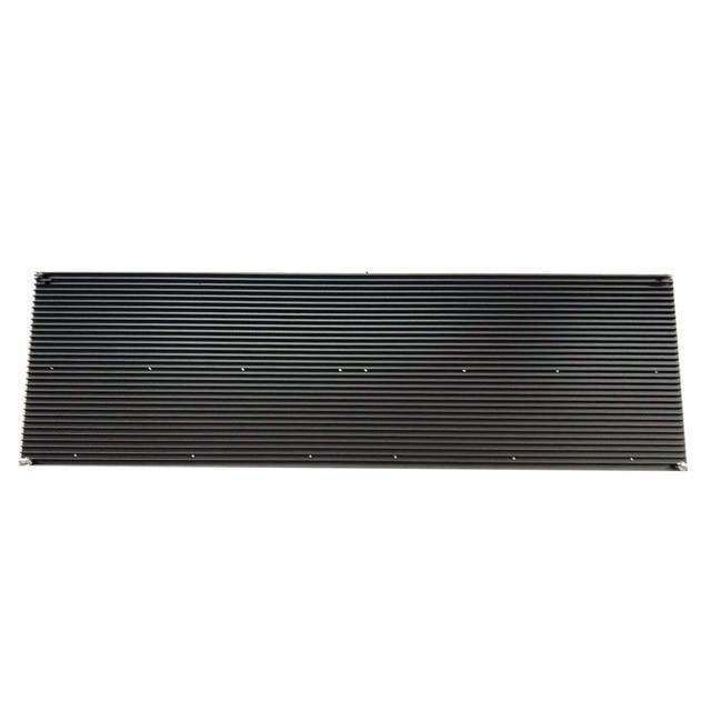 pre drilled led qb288 quantum board led heatsink for samsung lm301b lm561C board